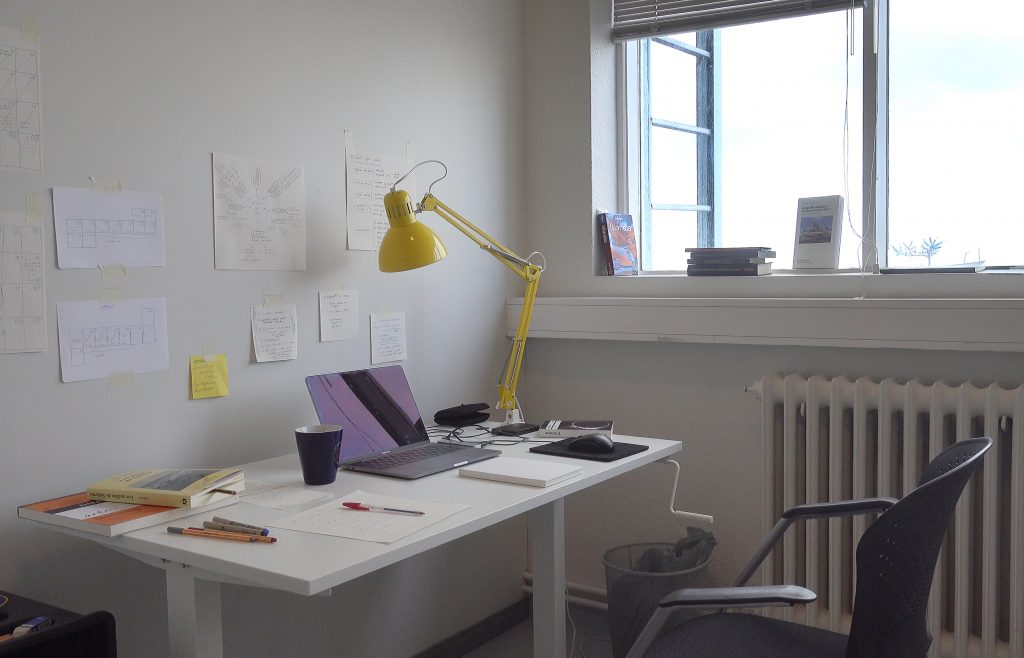 SÍM Residency Studio